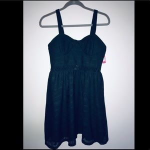Charcoal grey dress xhilaration Target size Medium
